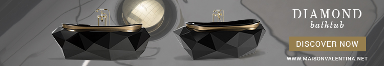 design inspiration Design Inspiration: The Diamond Collection Diamond Bathtub Maison Valentina