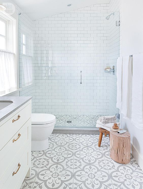 Patterned Tiles 12 Reasons To Fall In Love With Patterned Tiles PATTERNED TILE IDEAS