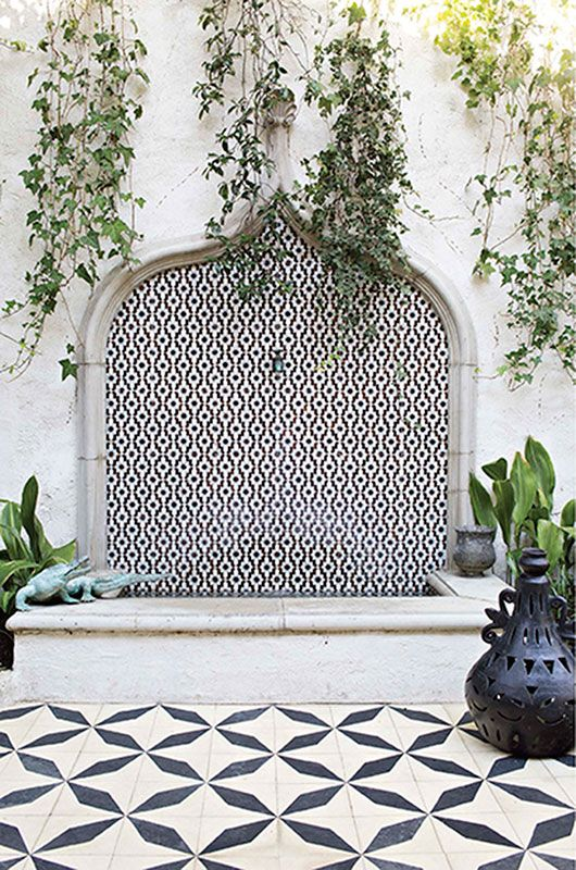 patterned tiles, tiles, decoration, design inspiration, inspiration, maison valentina Patterned Tiles 12 Reasons To Fall In Love With Patterned Tiles PATTERNED TILE IDEAS10