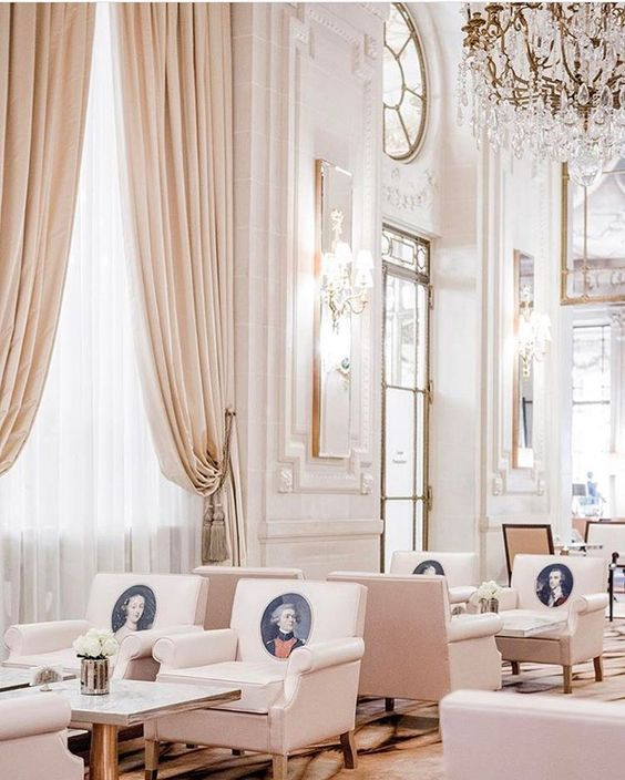 restaurants you must try in paris, paris, maison et object 2018, maison valentina restaurants you must try in paris 10 Restaurants you Must Try in Paris During Maison Et Objet 2018 le meurice 10 fine dining restaurants in paris