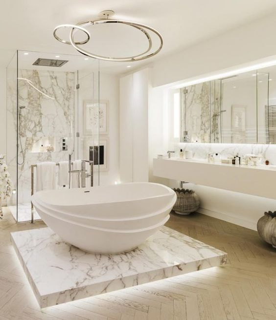 marble bathrooms Create Something Marbleous – Amazing Marble Bathrooms marble bathroom 10