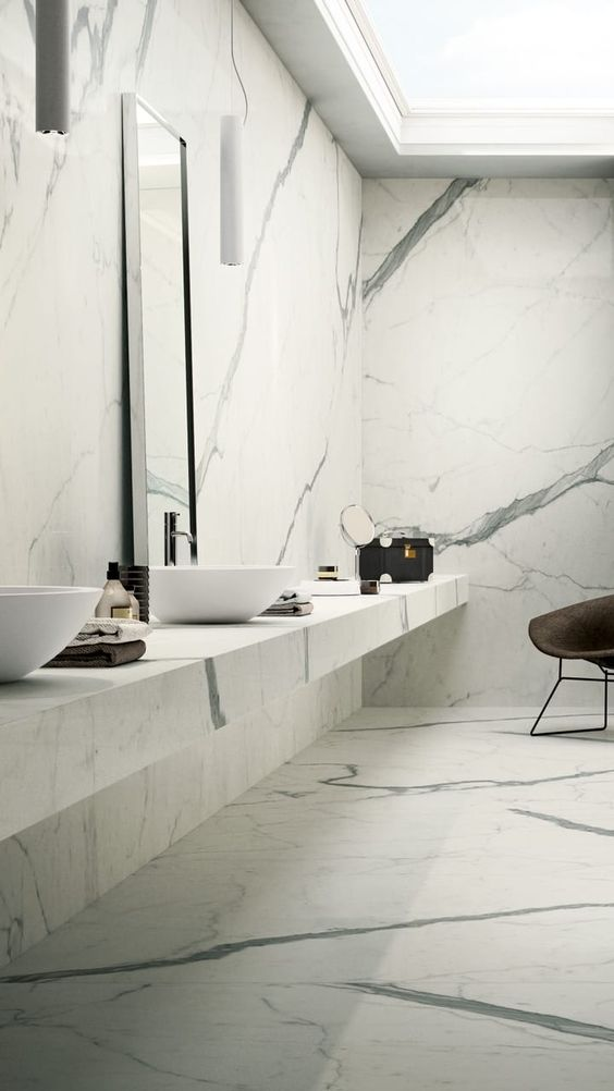 Marble Bathrooms, marble, bathroom, bathroom ideas, inspiration, design marble bathrooms Create Something Marbleous – Amazing Marble Bathrooms marble bathroom9