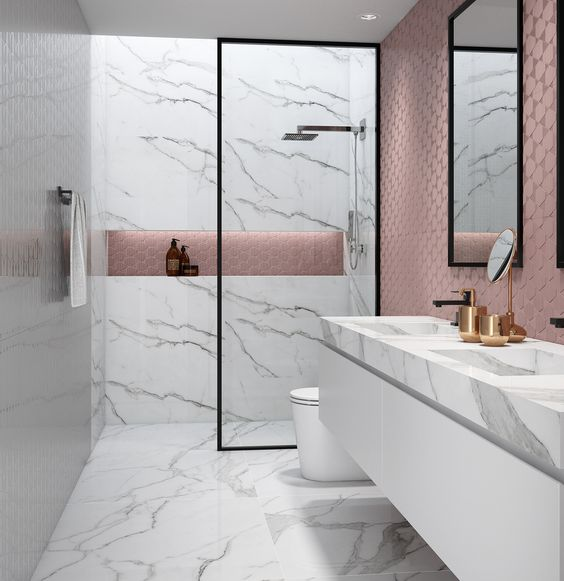 Marble Bathrooms, marble, bathroom, bathroom ideas, inspiration, design marble bathrooms Create Something Marbleous – Amazing Marble Bathrooms marble bathrooms 4