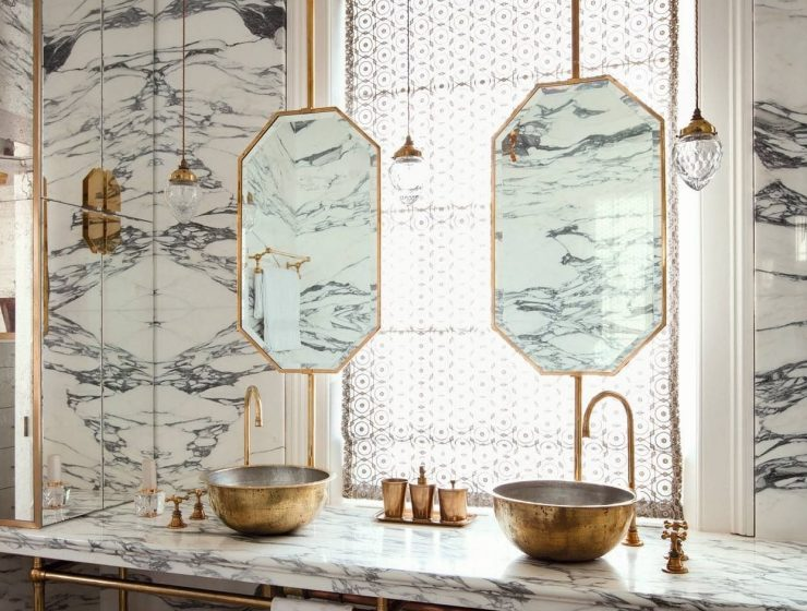 Marble details Perfect Marble Details and Ideas for Bathroom Designs 241f7ec13f3cb62a01fdfce06a78925c 740x560
