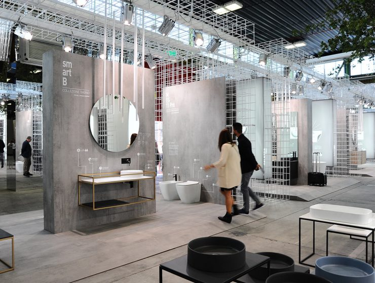 cersaie 2018 Top Exhibitors at CERSAIE 2018 cersaie anteprima 2018 g04 740x560
