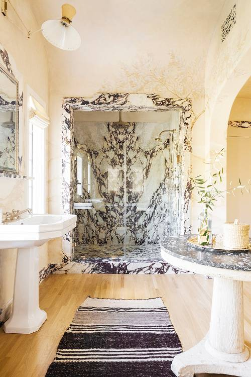 marble details, marble, luxury bathrooms, maison valentina, white marble, interior design Marble details Perfect Marble Details and Ideas for Bathroom Designs marble bathrooms 259339 1527799946457 image