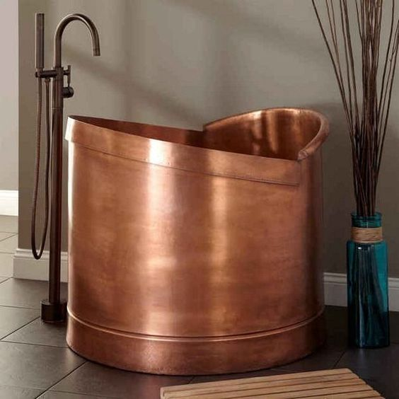 small bathrooms, bathroom design, mini bathtubs, small bathtub ideas, luxury bathrooms, shower, bathtub, small shower small bathrooms Mini Bathtub Ideas for Small Bathrooms mini bathtub