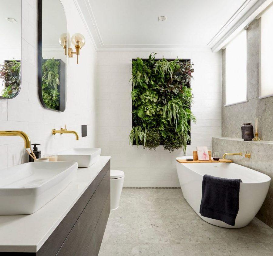 Bathroom Inspiration and Ideas from Maison Valentina