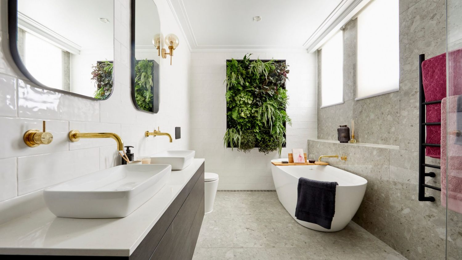 32 Best Master Bathroom Ideas And Designs For 2019: Bathroom Trends 2019
