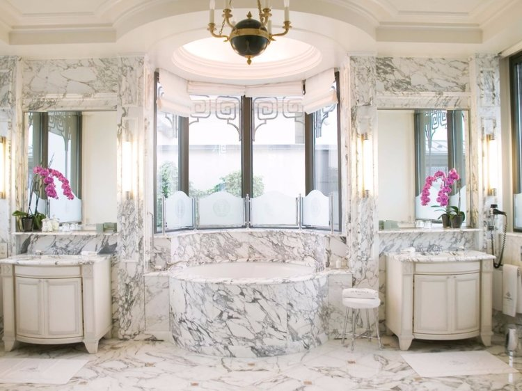 hotel bathrooms, maison valentina, bathrooms, interior design, hotels, luxury hotels hotel bathrooms Beautiful Hotel Bathrooms Around the World Hotel Bathrooms around the worlds