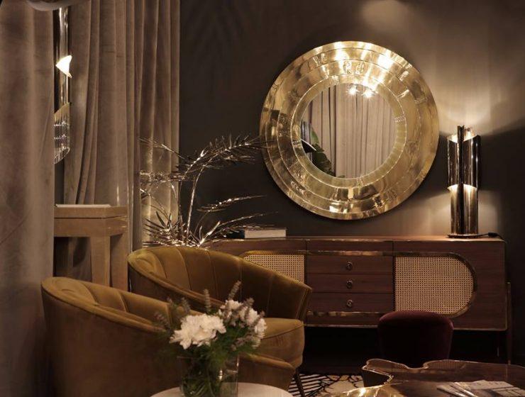 Mirror Blaze Mirror – A Stunning Piece by Maison Valentina blaze mirror 740x560