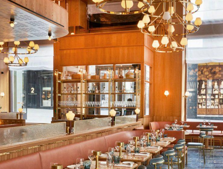 5 Inspiring Restaurant Designs 5 Inspiring Restaurant Designs 5 Stylish Inspiring Restaurant Designs 04 740x560