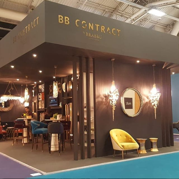 equiphotel Have a Sneak Peak at the First Day of EquipHotel! brabbu stand