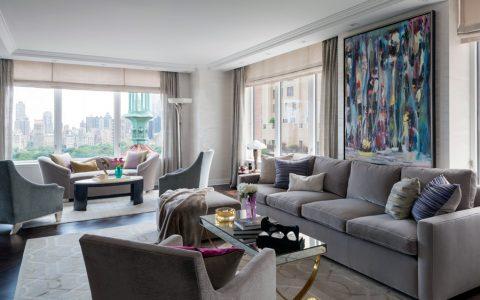Interior Design Trends For 2019 4 Fantastic Interior Design Trends For 2019 Central Park West Living Room 480x300
