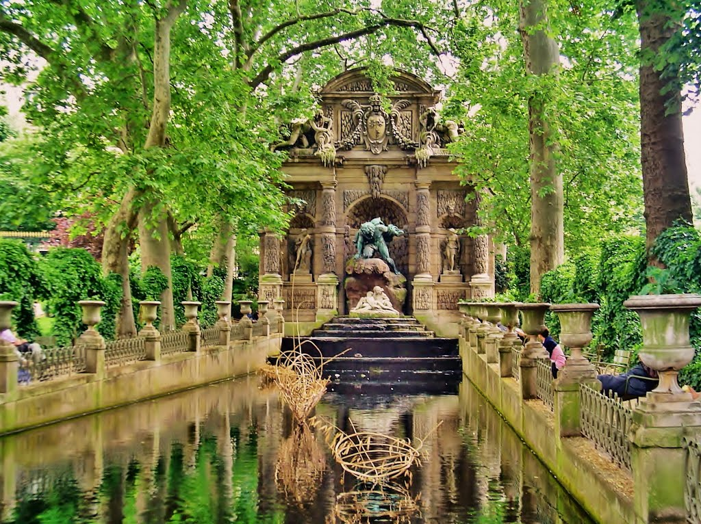 The Most Instagramable Places in Paris the most instagramable places in paris The Most Instagramable Places in Paris JardinduLuxembourg
