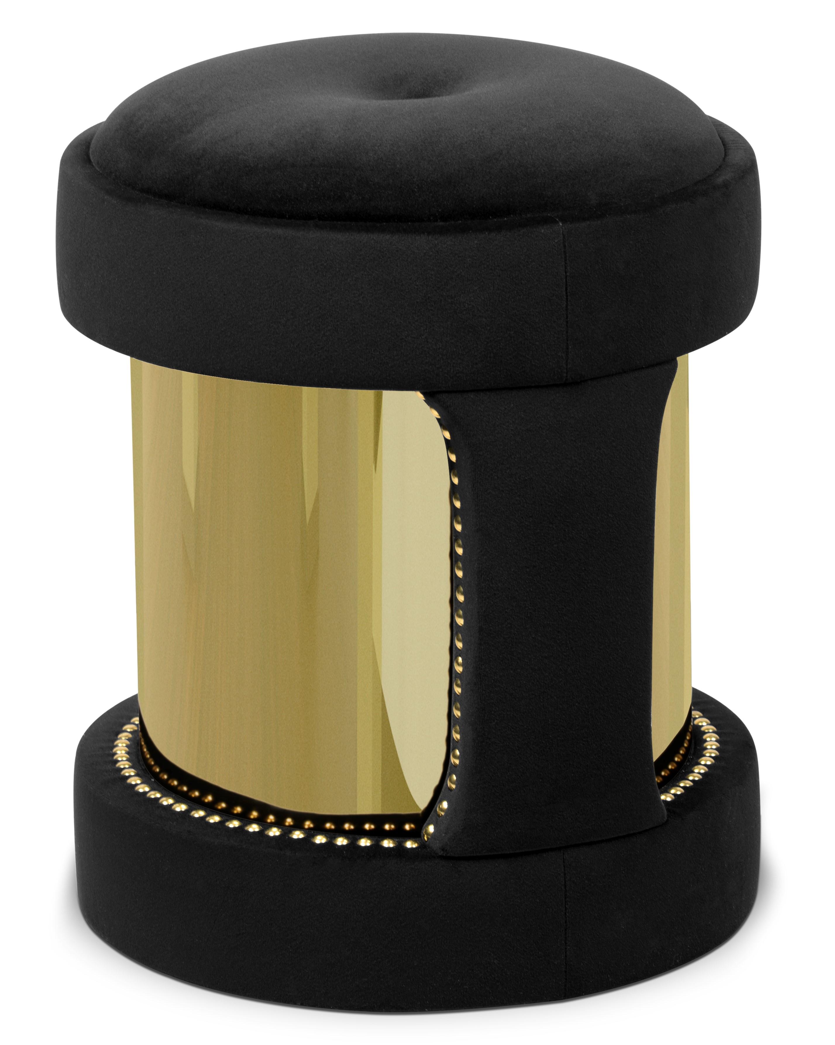 Bathroom Trends, interior design, maison valentina, bathroom design, trends for 2019 bathroom trends Shop the Look – Bathroom Trends by Maison Valentina armour stool 1 HR