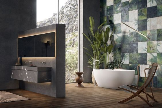 5 top bathroom trends to keep on your radar in 2019 5 Top Bathroom Trends to Keep on Your Radar in 2019 c3988bcce8e3e8bf04cba92b7854e70c  homepage c3988bcce8e3e8bf04cba92b7854e70c