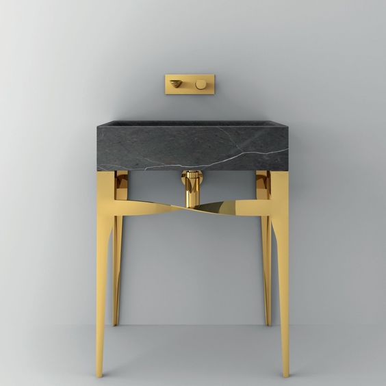 freestandings TOP 9 Freestandings for Your Luxury Bathroom console washbasin