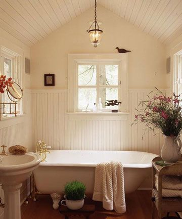 bathtubs 10 Bathtubs To Melt Away The Winter Coldness create a cottage style bathroom