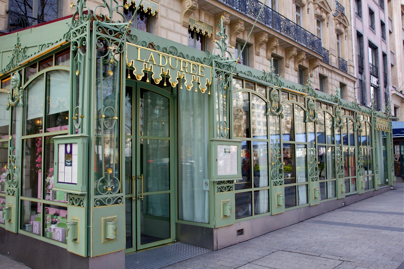 The Most Instagramable Places in Paris the most instagramable places in paris The Most Instagramable Places in Paris laduree 1