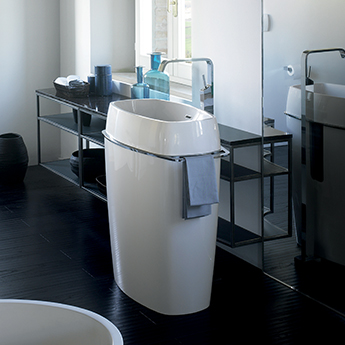 freestandings, washbasins, maison valentina, bathroom decoration, interior design freestandings TOP 9 Freestandings for Your Luxury Bathroom scavolini