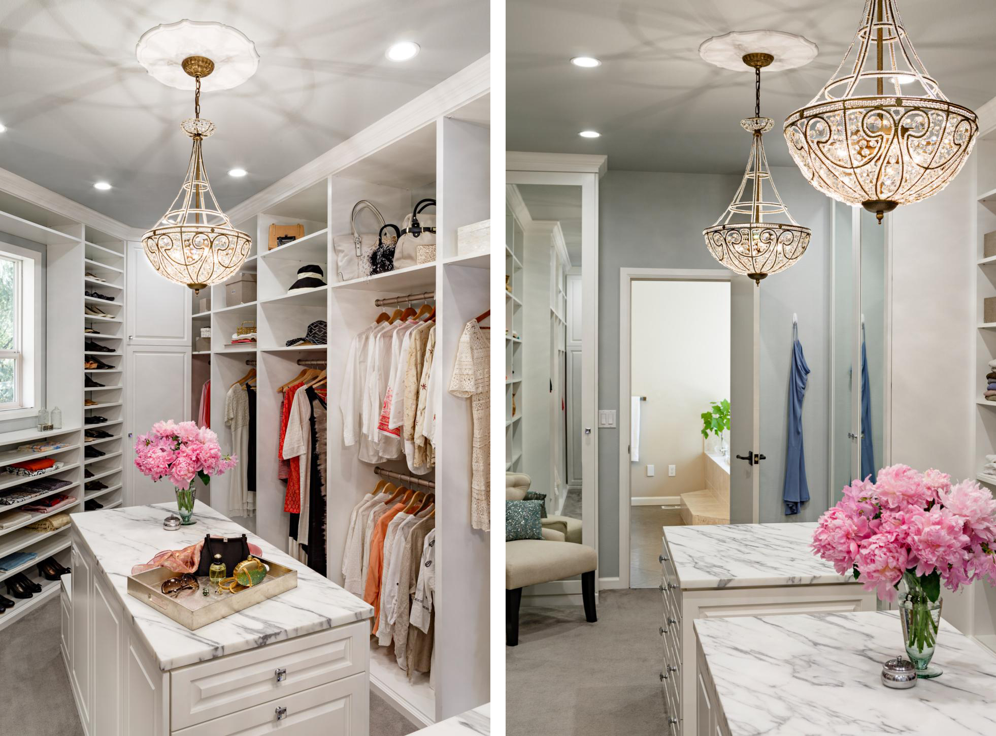 5 Top Luxurious Ideas Of Closets 5 Top Luxurious Ideas Of Closets 5 Top Luxurious Ideas Of Closets Calcatta Marble style Master Luxury Closets