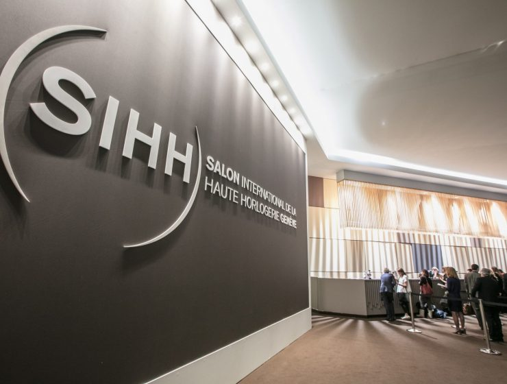 29th SALON INTERNATIONAL DE LA HAUTE HORLOGERIE, SIHH 2019 29th SALON INTERNATIONAL DE LA HAUTE HORLOGERIE, SIHH 2019 SIHH 2 e1501714831306 740x560