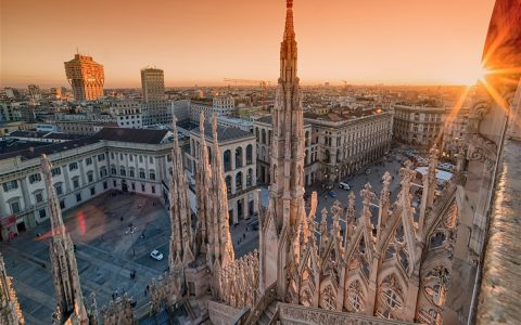 Top Hotels to Stay In Milano During Your Trip to iSaloni Milano, Isaloni 2019, Saloni del mobile Milano, Italy design agenda, italian furniture, best hotels top hotels to stay in milano during your trip to isaloni Top Hotels to Stay In Milano During Your Trip to iSaloni stock photo milano 66092441 480x300