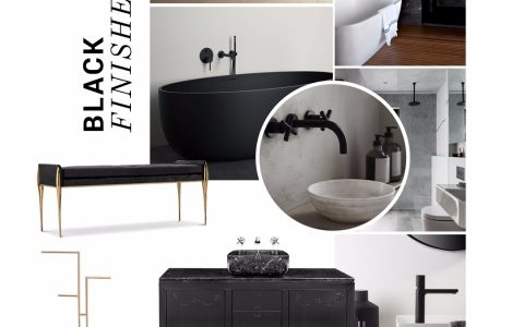 black bathrooms Top 2019 Trends : Black Bathrooms WhatsApp Image 2019 03 05 at 17