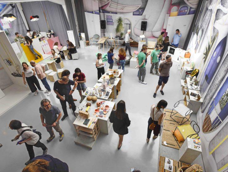 salone del mobile 2019 Salone del Mobile 2019: Amazing Brands To Follow fuorisalone 2019 isola design district milan design market 740x560