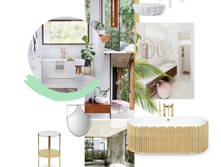summer trends 2019 Summer Trends 2019 – Upgrade your Bathroom! SUMMER 740x560