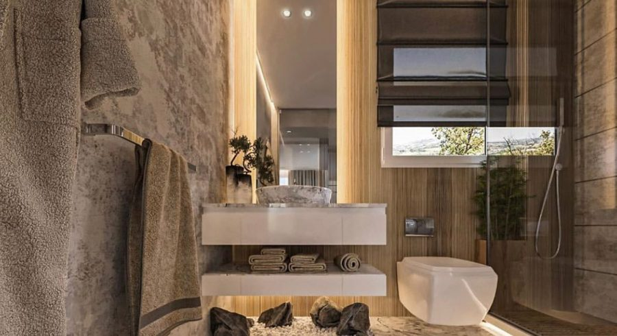 luxury bathroom project The Best Interior Design Studios To Design Your Luxury Bathroom Project eleven design studio 900x490  homepage eleven design studio 900x490