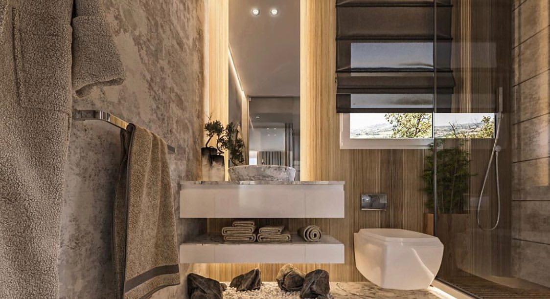 luxury bathroom project The Best Interior Design Studios To Design Your Luxury Bathroom Project eleven design studio