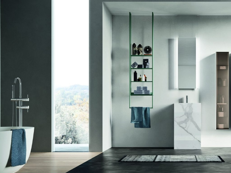 Cersaie 2019, Bologna, bathroom design, best bathroom, interior design, maison valentina cersaie 2019 Stands You Should not Miss at CERSAIE 2019 Bologna Cersaie 2019 The Best Bathrooms Youll Find in This September Edition 17