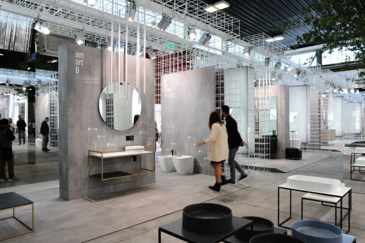 Cersaie 2019 cersaie 2019 Cersaie 2019: The Best Bathrooms You'll Find in This September Edition Cersaie 2019 The Best Bathrooms Youll Find in This September Edition
