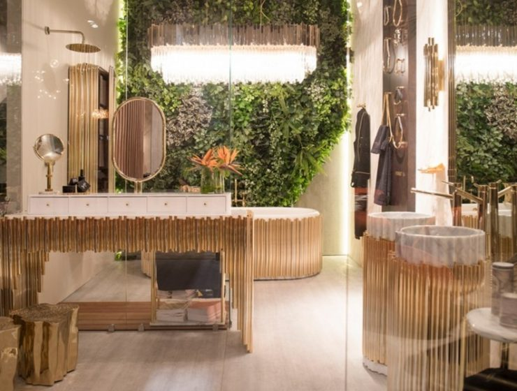 cersaie 2019 The Main Star of Luxury Bathrooms: Maison Valentina at Cersaie 2019 The Main Star of Luxury Bathrooms  Maison Valentina at Cersaie 2019 740x560