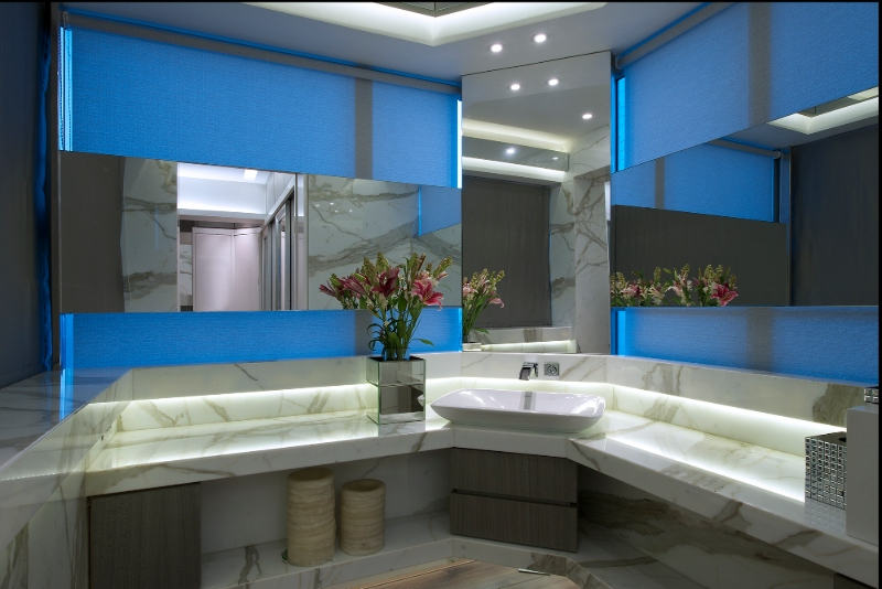 zz architects It's a Marble World: ZZ Architects' Bathroom Designs Its a Marble World ZZ Architects Bathroom Designs 4 1