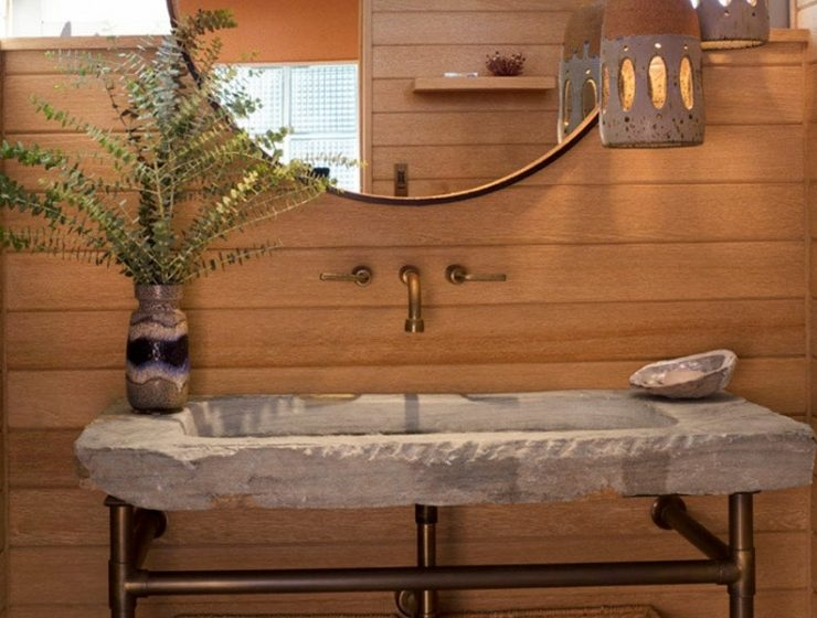 jamie bush Jamie Bush Co. Studio: Bathroom Solutions with an Eclectic Touch Jamie Bush Co