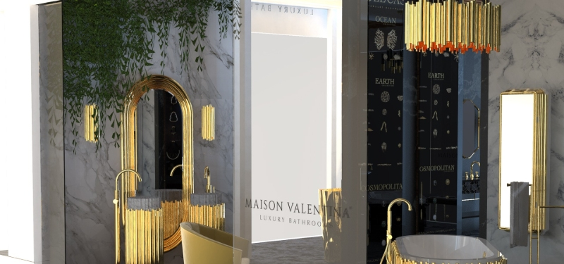 cersaie 2019 The Stand to Look For: Maison Valentina at Cersaie 2019 The Stand to Look For  Maison Valentina at Cersaie 2019 3
