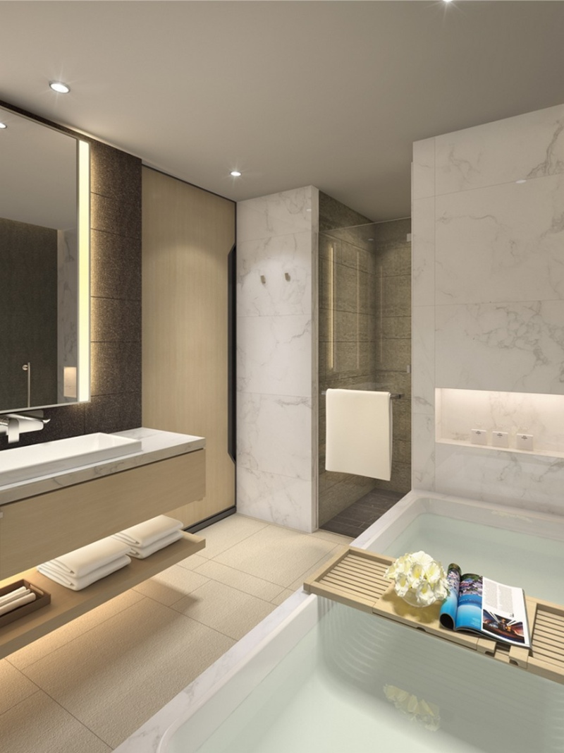aedas design studio Aedas Design Studio: The Best of Luxury Bathrooms Aedas Design Studio Creates Incredible Bathrooms For Every Project 4