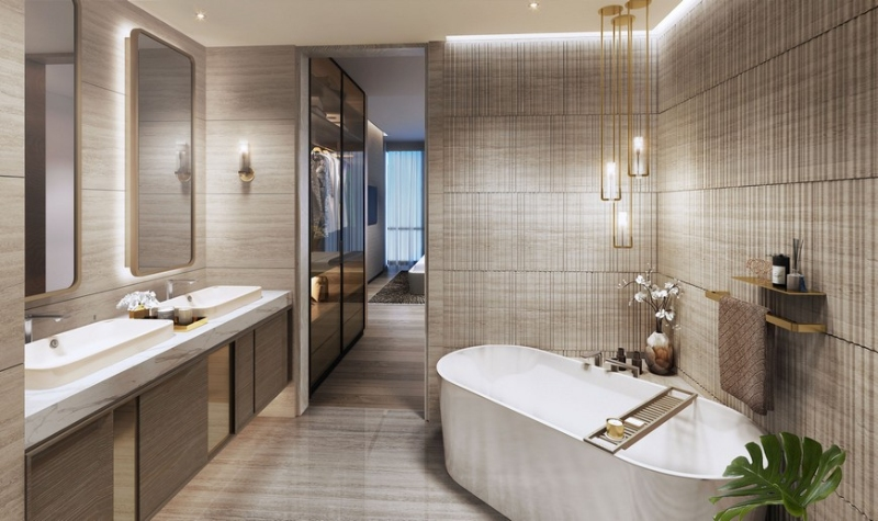 aedas design studio Aedas Design Studio: The Best of Luxury Bathrooms Aedas Design Studio Creates Incredible Bathrooms For Every Project 5