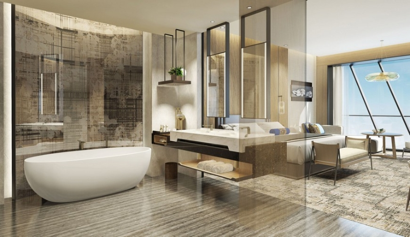 aedas design studio Aedas Design Studio: The Best of Luxury Bathrooms Aedas Design Studio Creates Incredible Bathrooms For Every Project