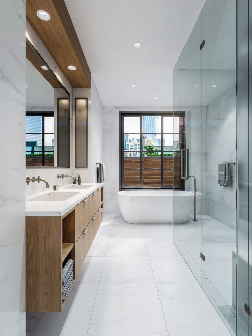 meshberg group Meshberg Group: Minimalistic Bathroom Design Meshberg Group Minimalistic Bathroom Design 3