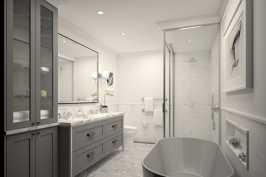 meshberg group Meshberg Group: Minimalistic Bathroom Design Meshberg Group Minimalistic Bathroom Design 5