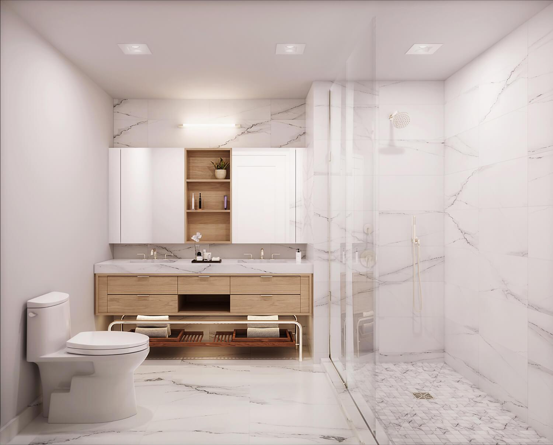 Meshberg Group  meshberg group Meshberg Group: Minimalistic Bathroom Design Meshberg Group Minimalistic Bathroom Design