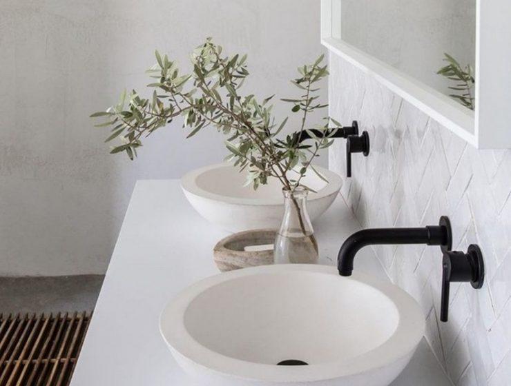 leanne ford Leanne Ford: A Master Bathroom Design Inside Leanne Fords Rock the Block Master Bathroom Design 740x560
