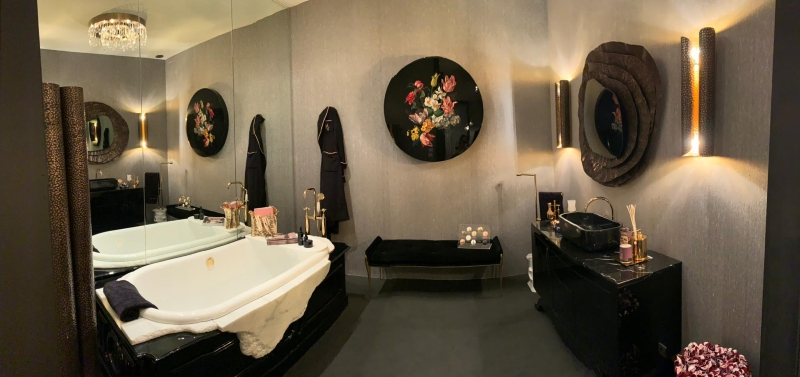 maison et objet 2020 Maison et Objet 2020 Highlights: The Best Bathroom Stands Maison et Objet 2020 The Best Bathroom Stands 7