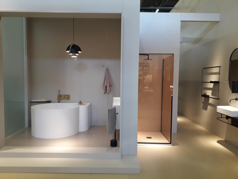 Maison et Objet 2020 maison et objet 2020 Maison et Objet 2020 Highlights: The Best Bathroom Stands Maison et Objet 2020 The Best Bathroom Stands