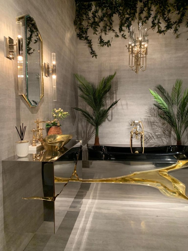 maison et objet 2020 Maison et Objet 2020: The Most Astonishing Bathroom Design Stand! Maison et Objet 2020 The Most Astonishing Bathroom Design Stand 1