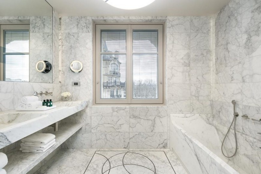 Jean-Michel Wilmotte jean-michel wilmotte Jean-Michel Wilmotte: Bathroom Design Ideas Jean Michel Wilmotte Bathroom Design Ideas 1